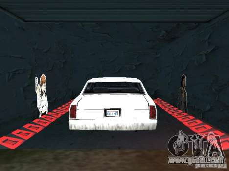 The New Grove Street for GTA San Andreas eleventh screenshot