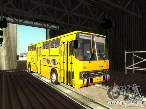 Technical Ikarus 280 for GTA San Andreas
