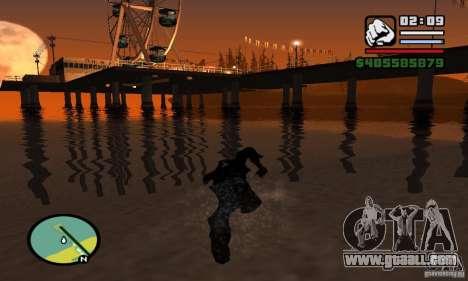 0.075 ENBSeries (just water) for GTA San Andreas ninth screenshot