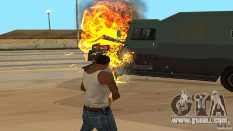 Bonus collectors v1.2 for GTA San Andreas second screenshot
