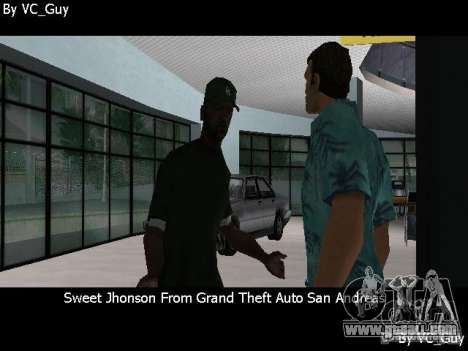 SA Characters for GTA Vice City fifth screenshot