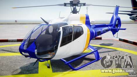 Eurocopter 130 B4 for GTA 4