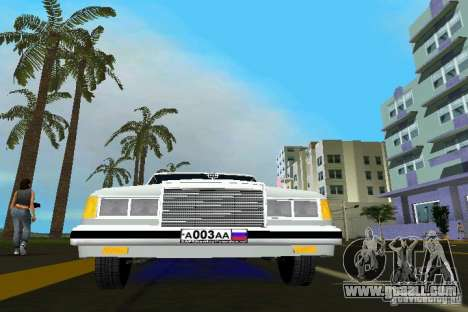 ZIL 41047 for GTA Vice City right view