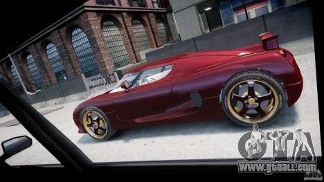 Koenigsegg CCRT for GTA 4