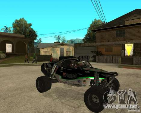 BAJA BUGGY for GTA San Andreas right view