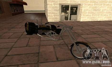 Trike for GTA San Andreas