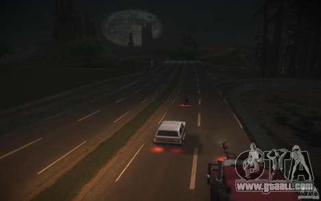 HD Road v 2.0 Final for GTA San Andreas forth screenshot