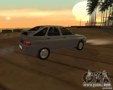 VAZ-2112 for GTA San Andreas right view