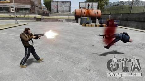MP5 destroyer for GTA 4 third screenshot