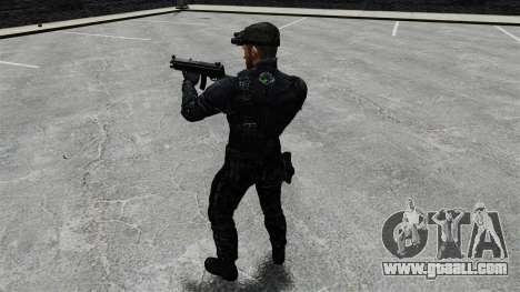 Sam Fisher v9 for GTA 4