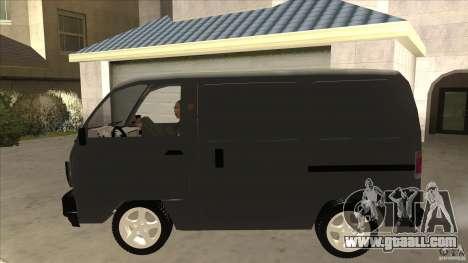 Suzuki Carry Blind Van 1.3 1998 for GTA San Andreas left view