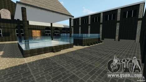 Grand Mosque of Diyarbakir for GTA 4 fifth screenshot