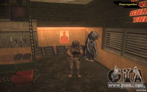 Recharging weapons for GTA San Andreas second screenshot