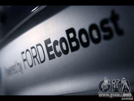Loading screens Ford for GTA San Andreas third screenshot