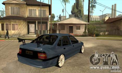 Opel Vectra A GSiTuning for GTA San Andreas right view