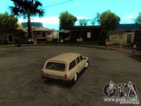 GAZ Volga 310221 Wagon for GTA San Andreas right view