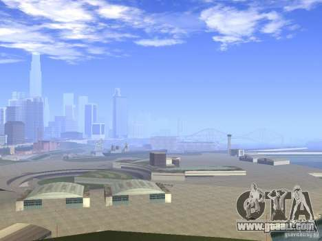 BM Timecyc v1.1 Real Sky for GTA San Andreas second screenshot