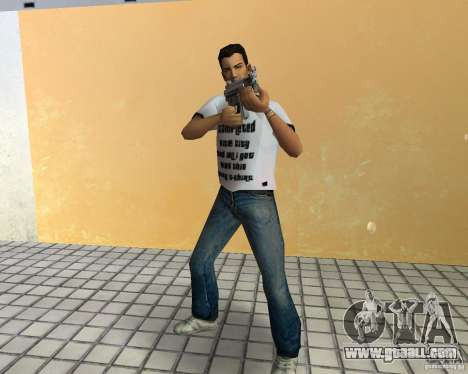 MP5K for GTA Vice City forth screenshot