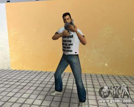 MP5K for GTA Vice City forth screenshot
