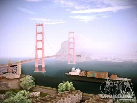 New ENBSeries for GTA San Andreas fifth screenshot