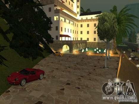 Mega Cars Mod for GTA San Andreas second screenshot