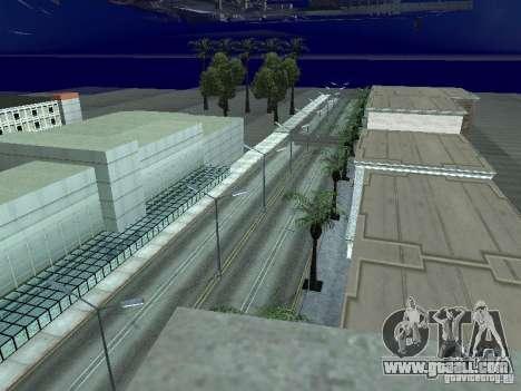 Greatland-Grèjtlènd v0.1 for GTA San Andreas eleventh screenshot