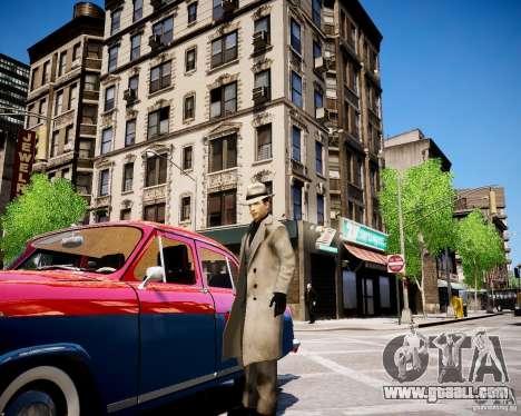 Vito Scaletta for GTA 4 forth screenshot