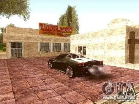New Enb series 2011 for GTA San Andreas sixth screenshot