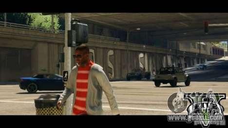 GTA 5 LoadScreens for GTA San Andreas