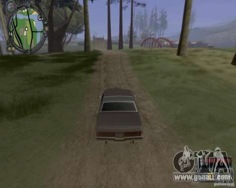 iCEnhancer beta for GTA San Andreas sixth screenshot