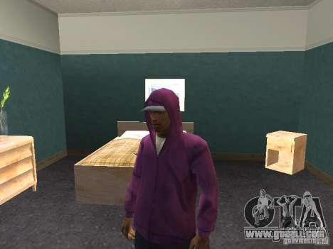 Hood for GTA San Andreas fifth screenshot