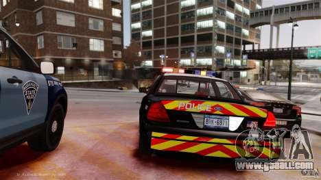 Emergency Lighting System v7 for GTA 4 third screenshot