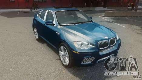 BMW Motorsport X6 M for GTA 4