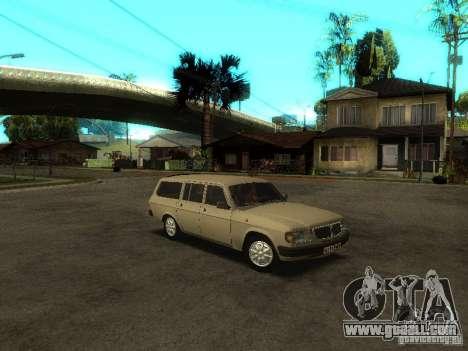 GAZ Volga 310221 Wagon for GTA San Andreas