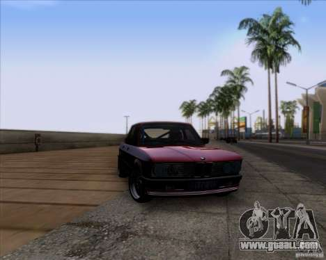 BMW 5-er E28 for GTA San Andreas right view