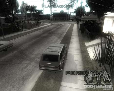 GTA SA - Black and White for GTA San Andreas forth screenshot