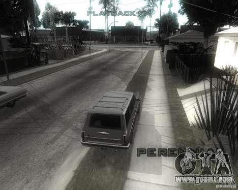 GTA SA - Black and White for GTA San Andreas forth screenshot