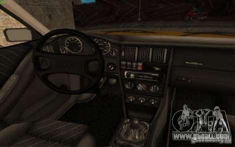 Audi 90 Quattro 20V for GTA San Andreas right view