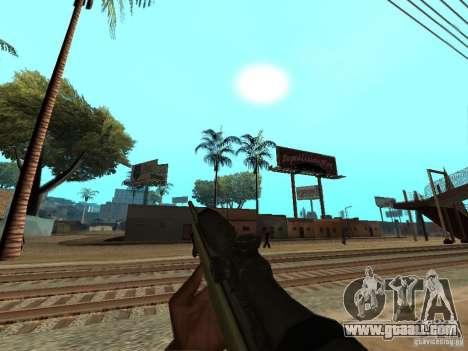M40A3 for GTA San Andreas second screenshot