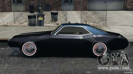 Buick Riviera 1966 v1.0 for GTA 4 left view