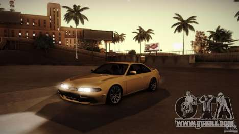 Nissan Silvia S14 Zenk for GTA San Andreas