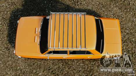 Vaz-2101 Resto for GTA 4 right view