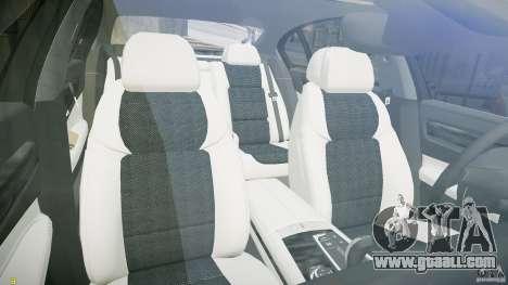 BMW 750Li Sedan ASANTI for GTA 4 back view