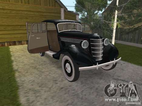 GAS 11-73 for GTA San Andreas inner view