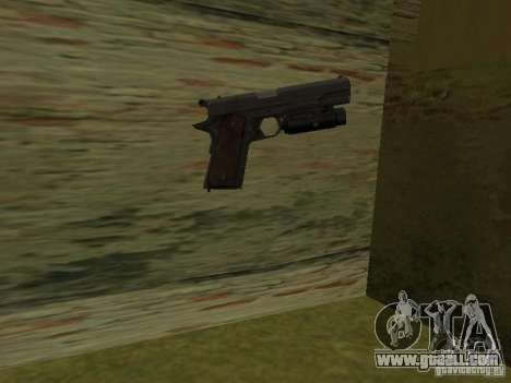 Colt 1911 for GTA San Andreas