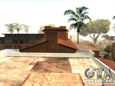 Map for Parkour and bmx for GTA San Andreas fifth screenshot
