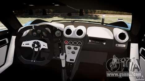 Gumpert Apollo Sport v1 2010 for GTA 4 back view