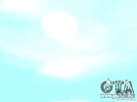 Timecyc - Purple Night v2.1 for GTA San Andreas forth screenshot