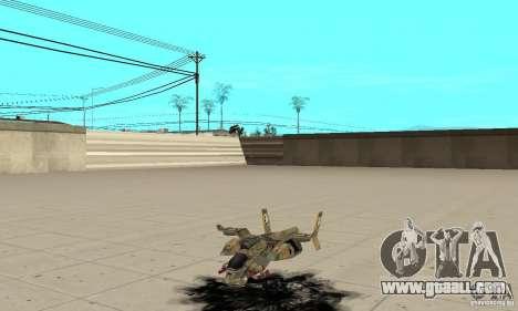 Hawk for GTA San Andreas