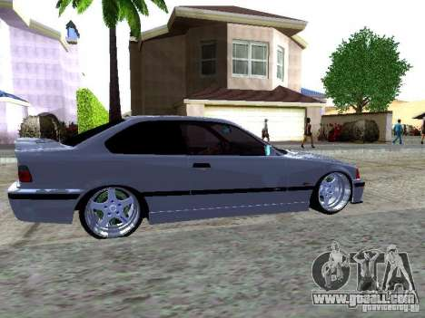BMW M3 E36 Light Tuning for GTA San Andreas right view